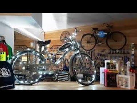 ველოსიპედის შეკეთება სრული სერვისი