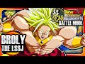 Dragon Ball Z: Extreme Butoden 3ds English: Battle Mode - Team Broly: The Lssj Gameplay (movie #8) video