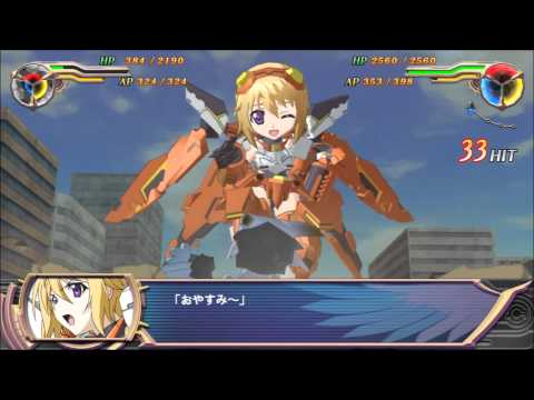 Super Heroine Chronicle: Charlotte Dunois All Attacks