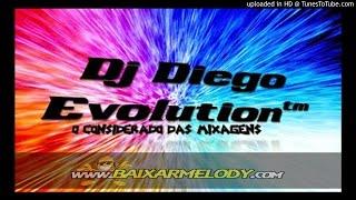 DJ DIEGO EVOLUTION & MC MARCELLY - RECALCADA MENTIROSA