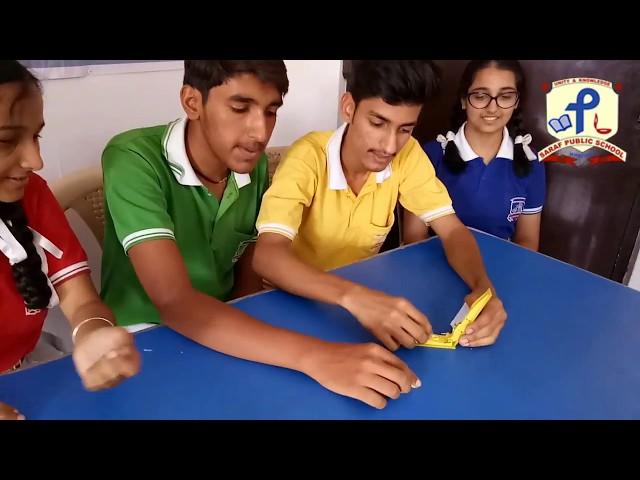 ATL Saraf Public School - Pill Splitter