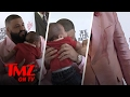 watch he video of DJ Khaled Gets Puked On! | TMZ TV