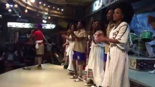 ሽለላ Ethiopian Shilela Performance on Stage