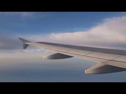 Tampa-Phoenix flight AA647: Gulf of Mexico, Arizona desert buttes, downtown Phoenix 2016-12-18