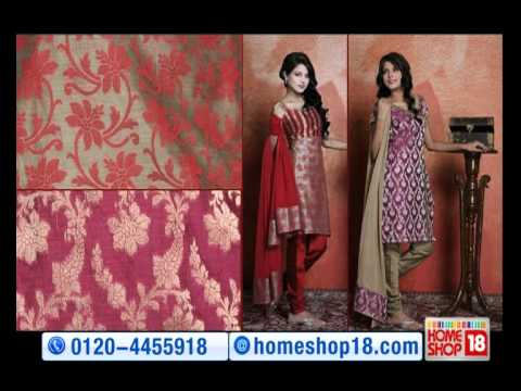 Ladies suit homeshop18