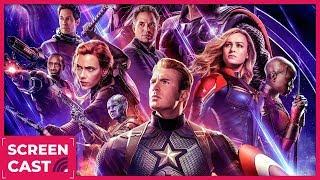 Avengers Endgame Trailer Breakdown - Kinda Funny Screencast (Ep. 10)