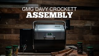 GMG Davy Crockett Assembly 2019