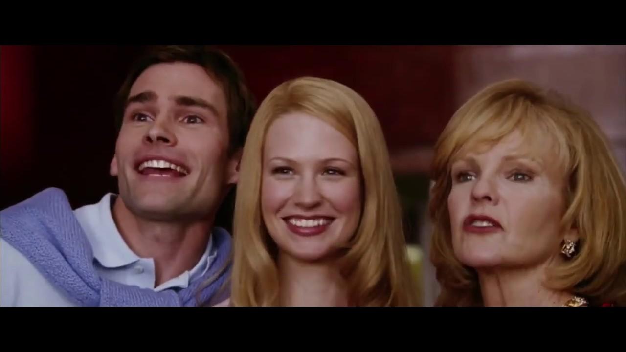 American Wedding Nude Scenes american pie/american wedding/best scene/january jones/eddie kaye  thomas/seann william scott