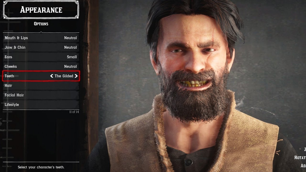 CREATING MY CHARACTER | Red Dead Redemption 2 Online