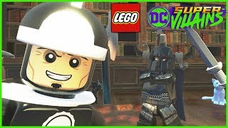 Lego DC Super Villains - Unlocking ARES + Millennials Quest! (TRIGGER WARNING)