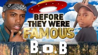 B.o.B - Before They Were Famous - FLAT EARTH THEORY ???