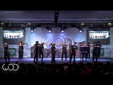 Players Club Steppers | World of Dance New Jersey 2014 #WODNJ