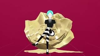 【MMD宝石の国】自作モデルでAha! thumbnail