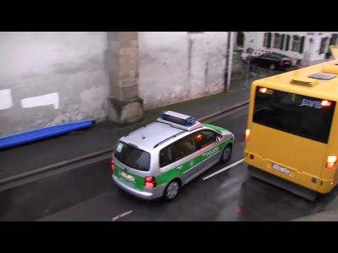 Falschparker legt Busverkehr lahm: 2 FuStW und 12 KOM RVV