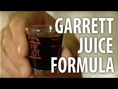 Garrett Juice Formula - The Dirt Doctor