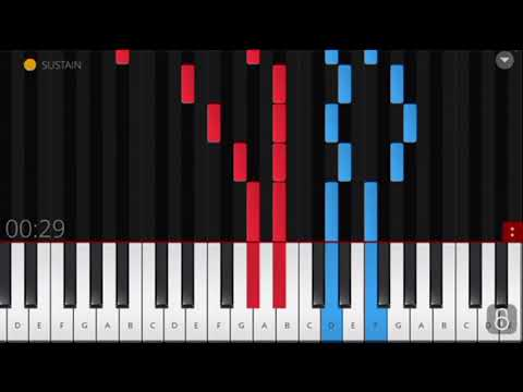 Abide with me piano 🎹 tutorial 🎵