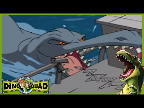 Dino Squad - The Beginning | HD | Full Episode | Dinosaur Cartoon