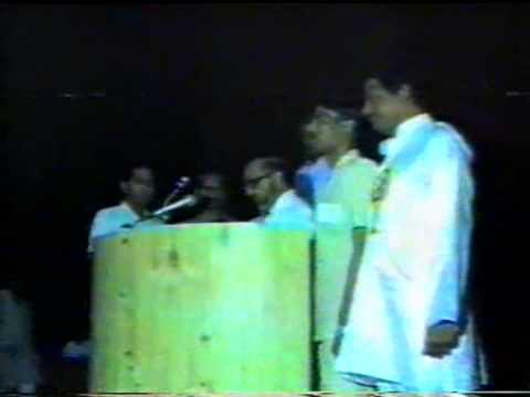 Hariphool Gosainwal honoured by president of india giani zail singh ji
