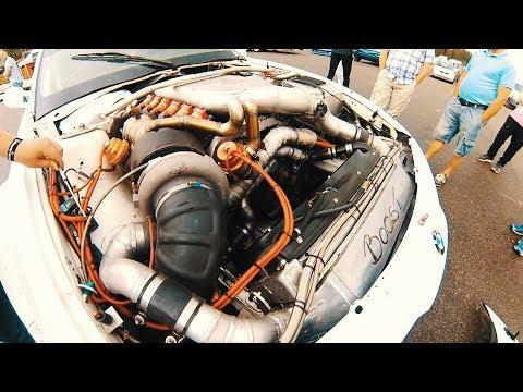 BMW  V12 TURBO 1378 HP / 1566 NM (1155 lbs) CSI 850