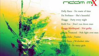 Earth Strong Riddim Mix [October 2011] [Delly Ranx]