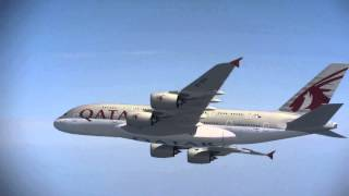 From Concept to Reality – Qatar Airways Airbus A380
