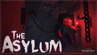 """Прохождение хоррор карты Minecraft """"The Asylum"""" Часть 2"""