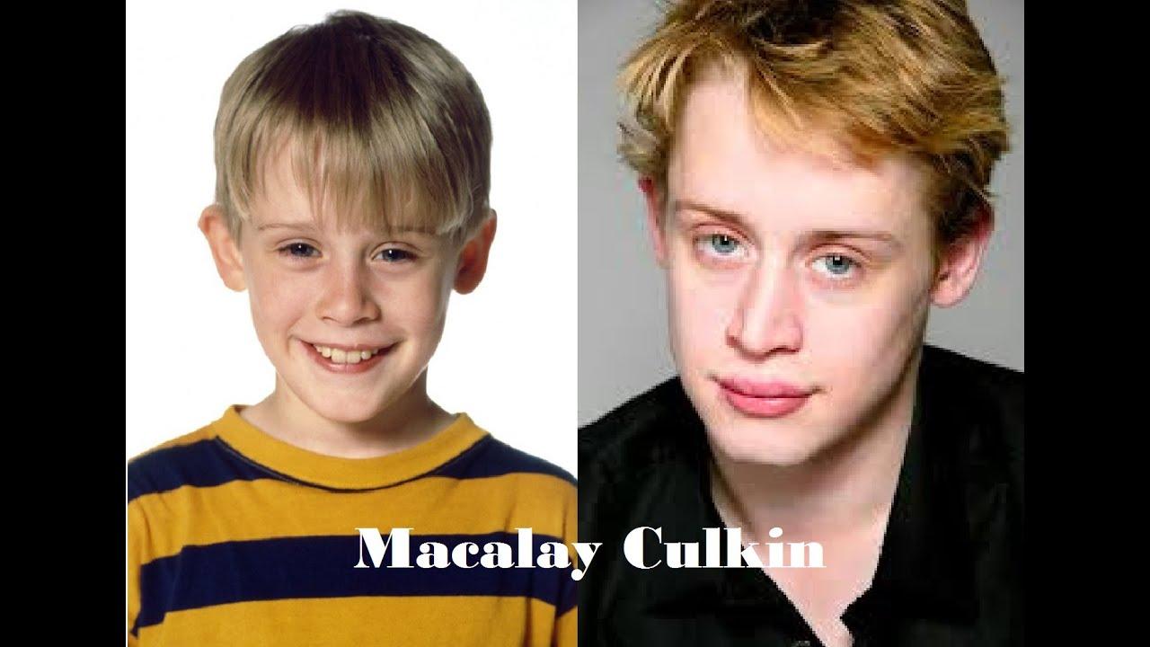 Macaulay Culkin Antes Amp Depois Youtube