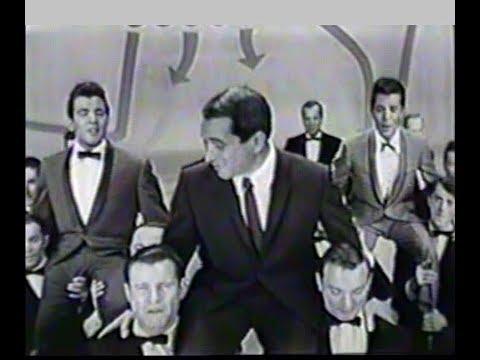Fabian, Frankie Avalon & Perry Como Live - Medley