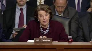 Feinstein on Russian use of social media influence in 2016 Election