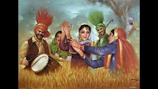 Punjabi culture, Punjabi lok geet, old punjabi songs, brother sister love