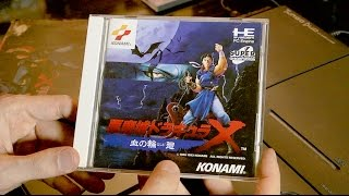 Castlevania: Rondo of Blood (PC Engine Duo / TurboDuo Video Game) James & Mike Mondays