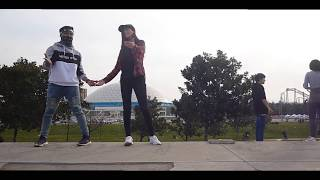 Freestyle dance #7/ Ssogo & @_djmh_300216 /We Can Be Together (de XYPO & M. Fischer) [House Shuffle]