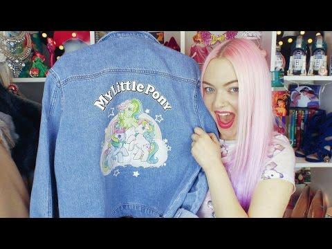 Primark My Little Pony Clothing Collection Haul | Primark Haul