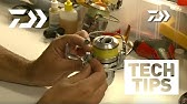 0f3ae2c1545 Daiwa Reel Drag Maintenance - YouTube