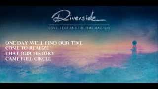 Riverside - Time Travellers (Lyrics)