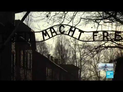 ناجون من -أوشفيتز- يزورون المعتقل في الذكرى 75  لتذكير العالم بجرائم النازيين  - نشر قبل 58 دقيقة