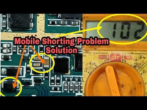 Mobile Shorting Problem Solution | All Mobile Half Shorting Full Shorting Problem Solution