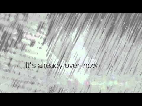 Already Over by RED lyric video