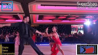 Part 2 Approach the Bar with Dancebeat-Pro Latin Empire 2017! Manuel Favilla and Natalia Maidiuk!