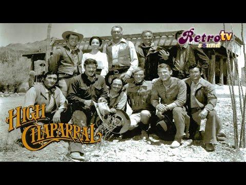 Intro El Gran Chaparral (The High Chaparral 1967 - 1971)Widescreen