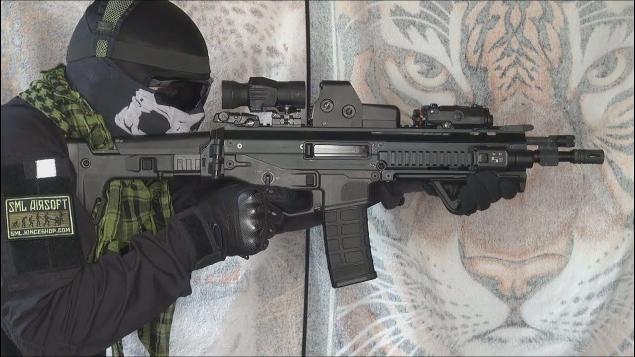 Acr Airsoft Gun airsoft) acr masada gbbr magpul pts (beta project gbbr conversion