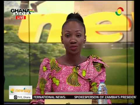 TV3 NEW DAY SATURDAY EDITION - Bank of Ghana take over Uni Bank
