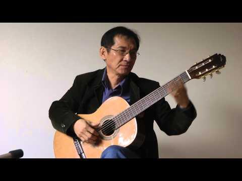 CÁT BỤI by Trịnh Công Sơn - Guitar: Đăng Thảo