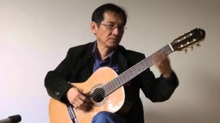 CÁT BỤI by Trịnh Công Sơn - Arranged & Guitar: Đăng Thảo