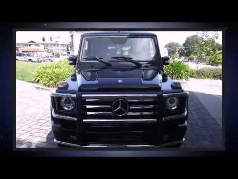 2010 mercedes benz g class g55 amg 4matic suv in monterey for Mercedes benz of monterey monterey ca