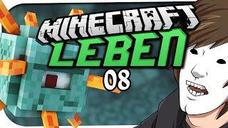 MINECRAFT: LEBEN ☆ #08 - DER WASSERTEMPEL! ☆ Minecraft: Leben