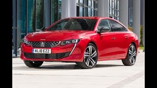 New Car: Peugeot 508 GT 1.6 turbo review