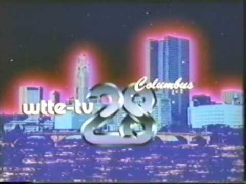 1984 WTTE-TV Columbus Station ID