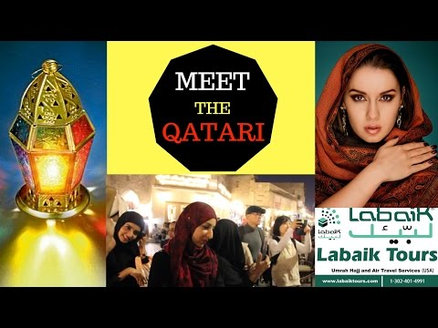 Meet The Qatari ... A Night in Doha