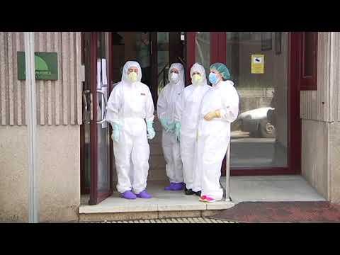 Coronavirus datos en Galicia 2 4 20